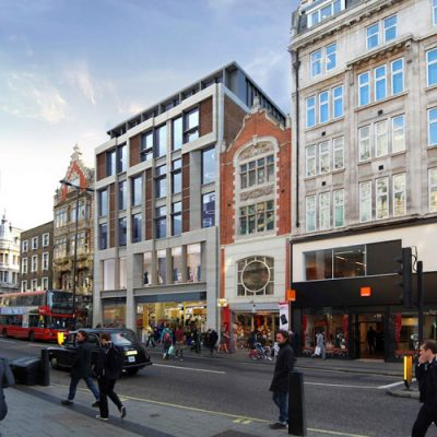 149-151 Oxford Street - Ink Project Management