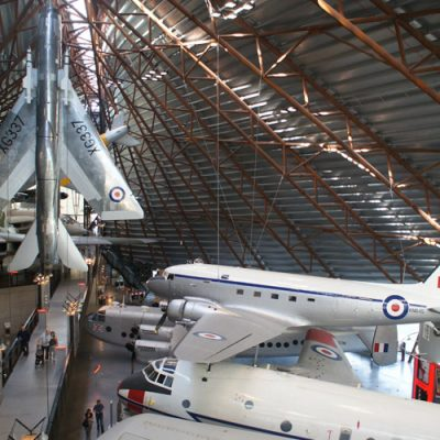 RAF Cosford Museum - Feilden Clegg Bradley Studios