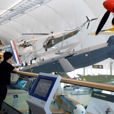 RAF Hendon Museum - RAF Hendon