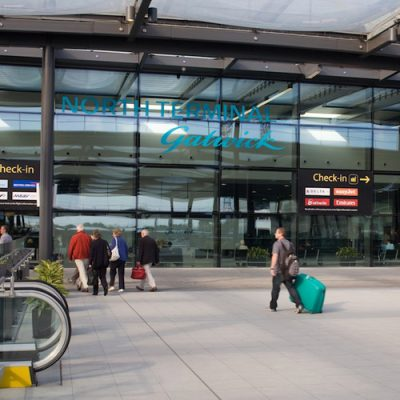 North Terminal Extension - Gatwick Airport